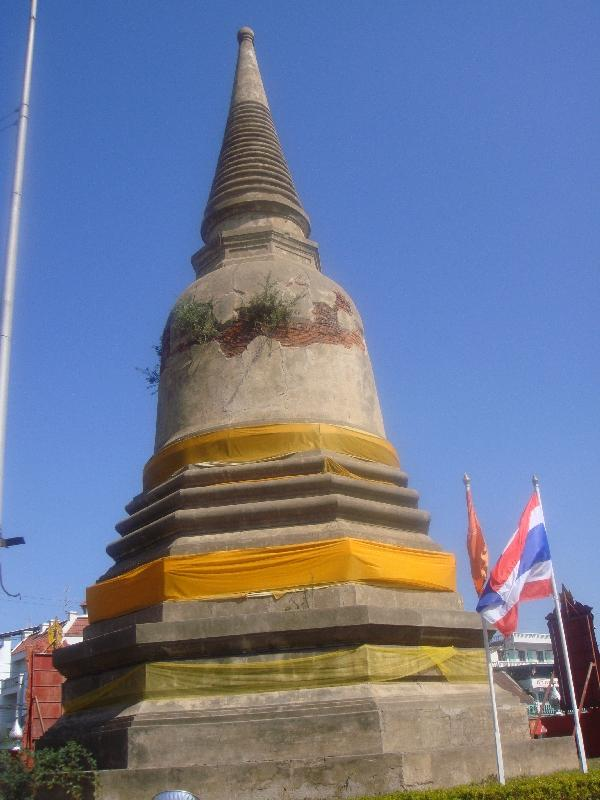 Ayutthaya Thailand Travel Picture