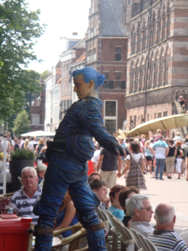 Pictures of the Charles Dickens Festival in Deventer Netherlands Picture