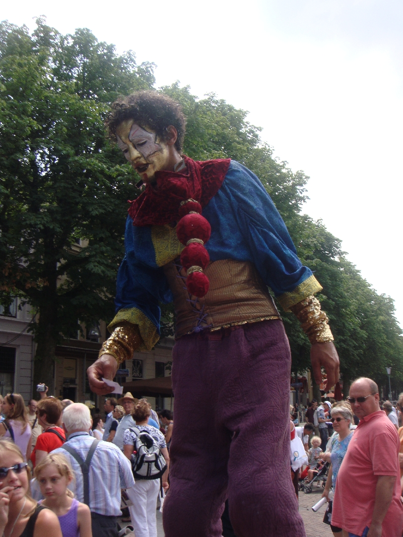 Pictures of the Charles Dickens Festival in Deventer Netherlands Trip Sharing