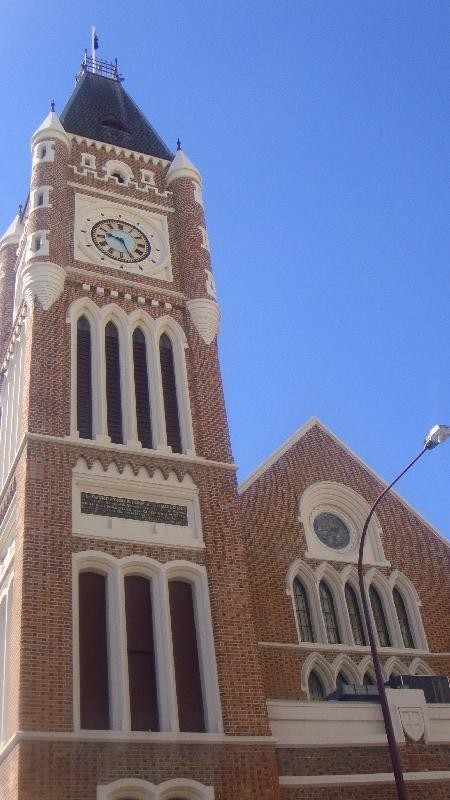 Centre , Perth Australia