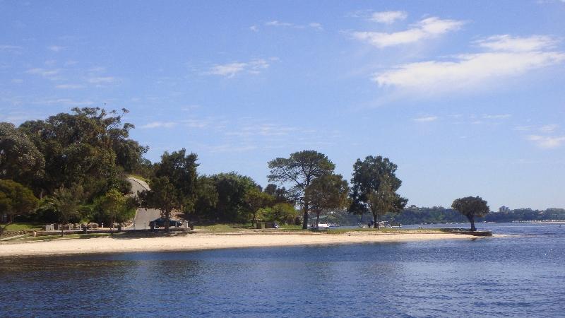 Ferry ride to Freo, Australia