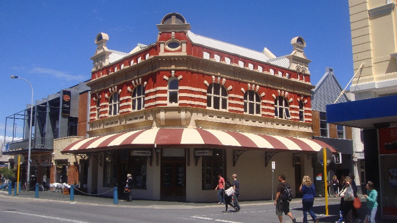 Fremantle town, Australia