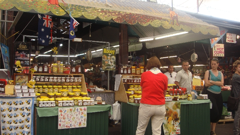 Fremantle Markets, Perth Australia