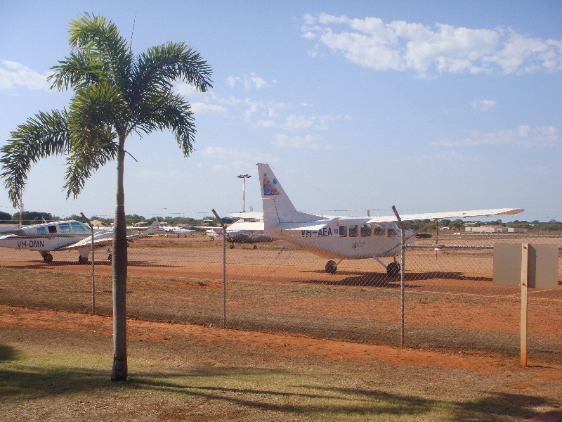 The Airport, Broome Australia