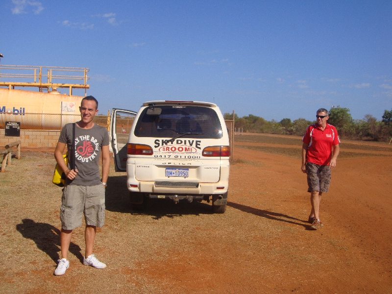 Gabri's B-Day:), Broome Australia