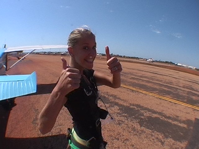Before Take off, Broome Australia