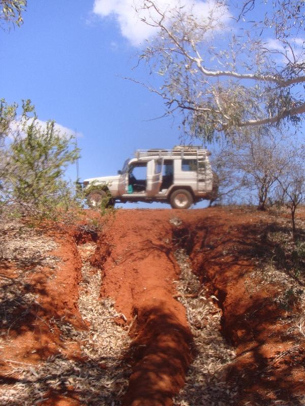 Westtreks 4wd tour from Exmouth, Australia