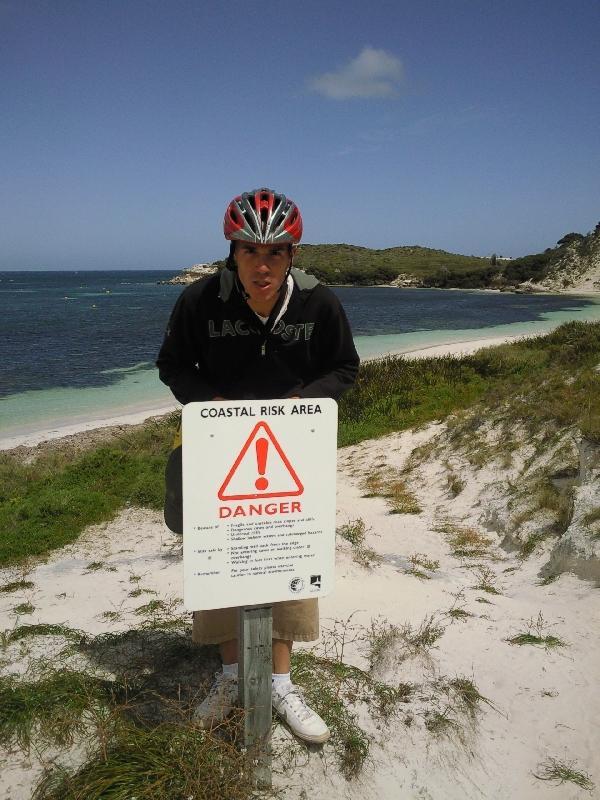 Danger!, Australia
