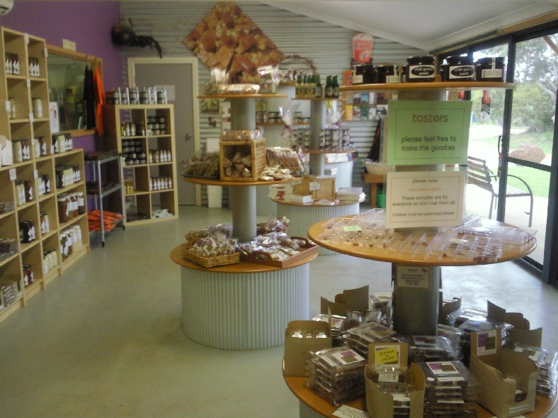 The Fudge Factory Shop, Australia