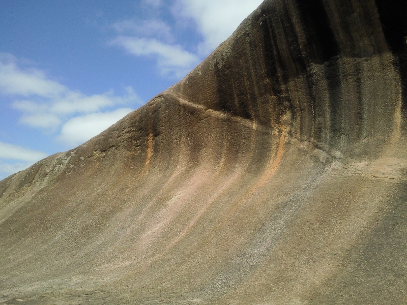 Wave Rock Australia, Australia