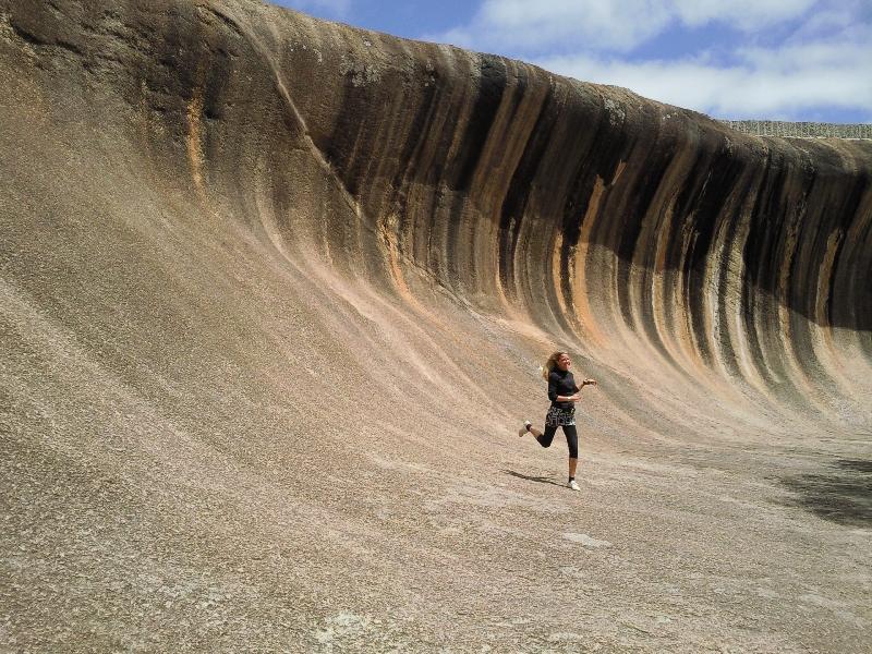 Its Steep!, Australia