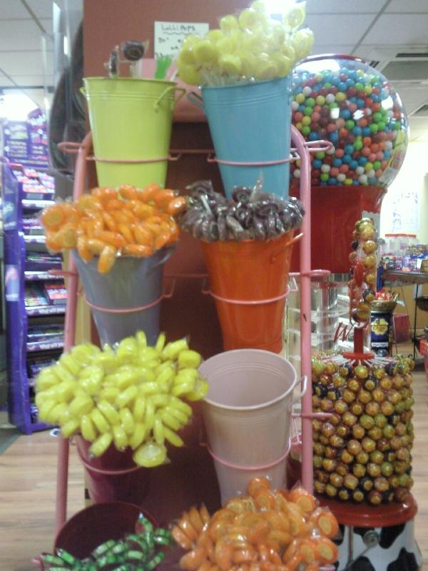 Candy Store lollipops,  Australia