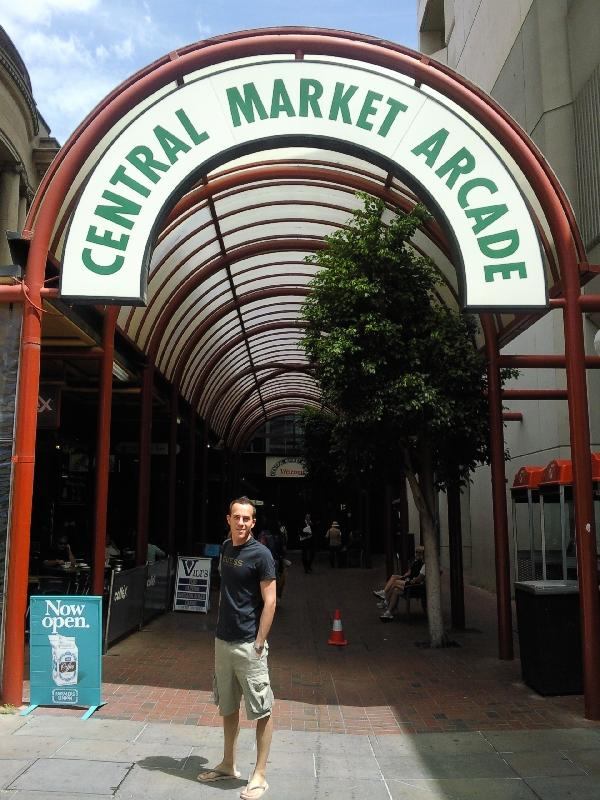 Adelaide Central Markets,  Australia