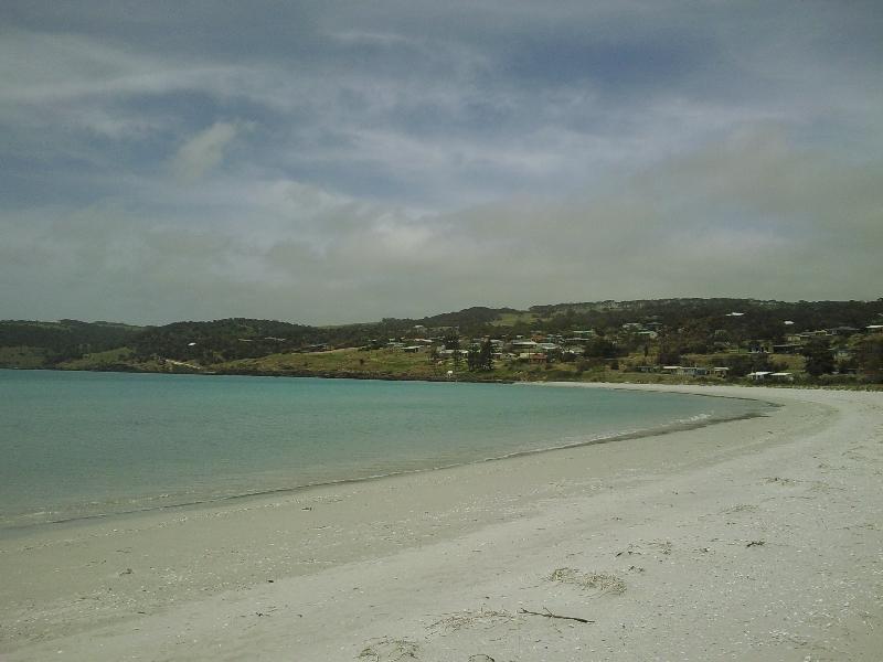 Penneshaw beach, Australia