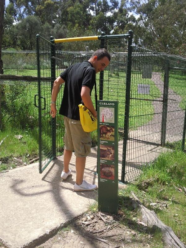 Cleland Conservation Park, Cleland Hills Australia