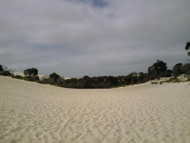 Little Sahara KI, Kangaroo Island Australia