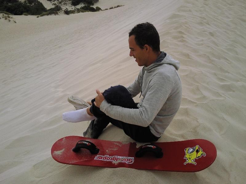 Sand sand sand.., Australia