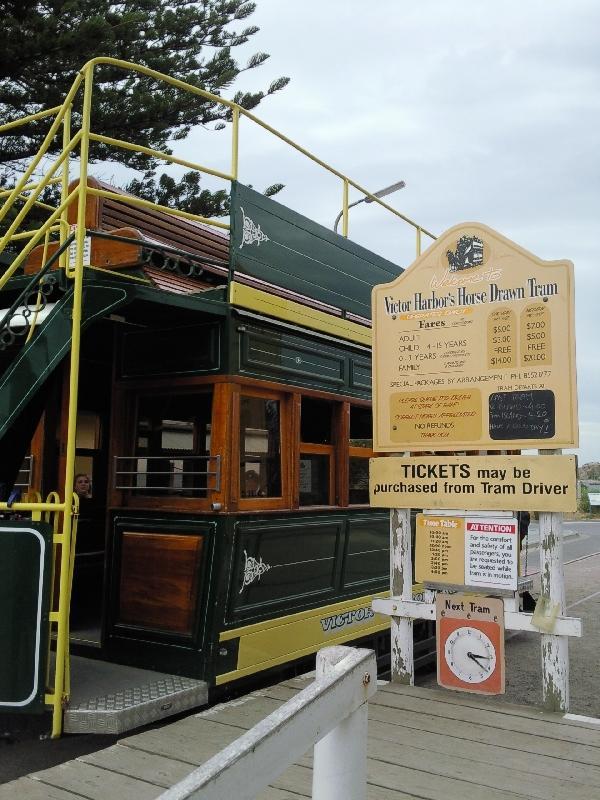 The Horse Tram, Australia