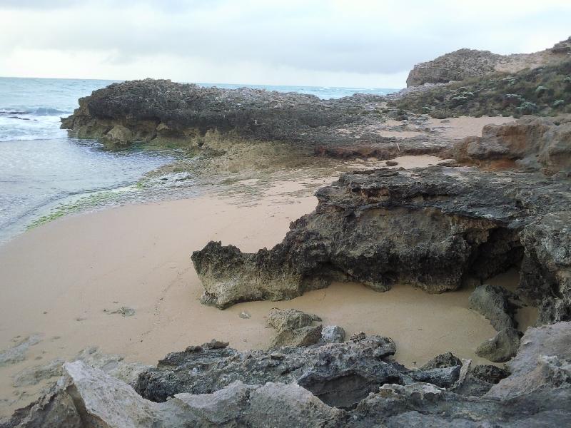 Robe coastline, Australia