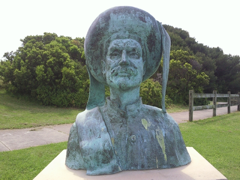 Prince Henry the Navigator, Warrnambool Australia