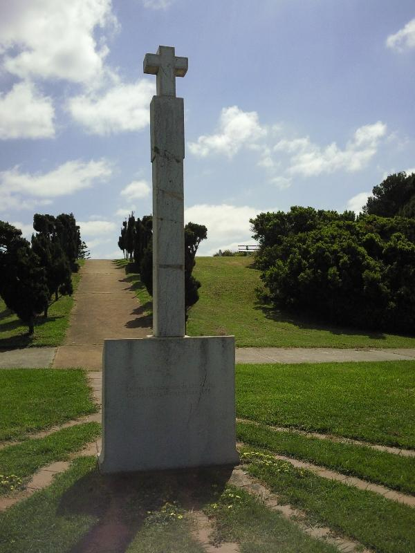 Portuguese monument, Warrnambool Australia