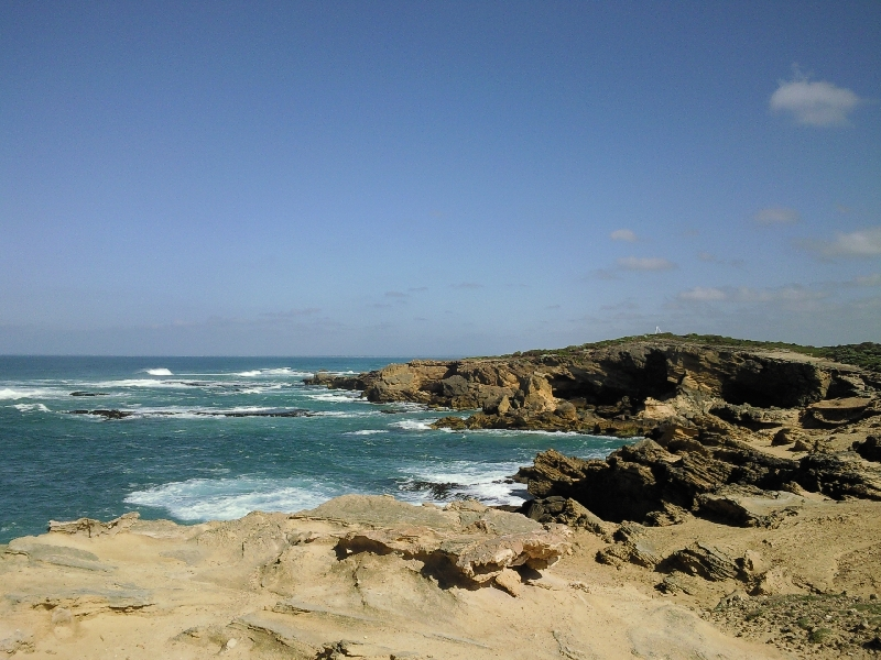 Thunder Point Cliffs, Warrnambool Australia