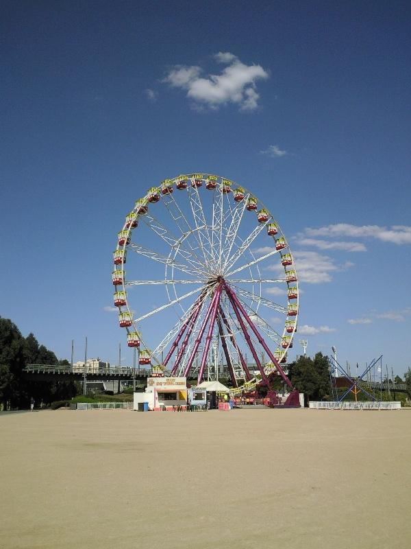 Melbourne Giant Wheel, Australia