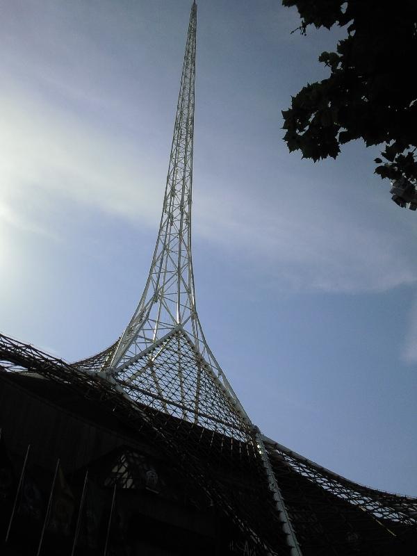 The Aussie Eiffel, Australia