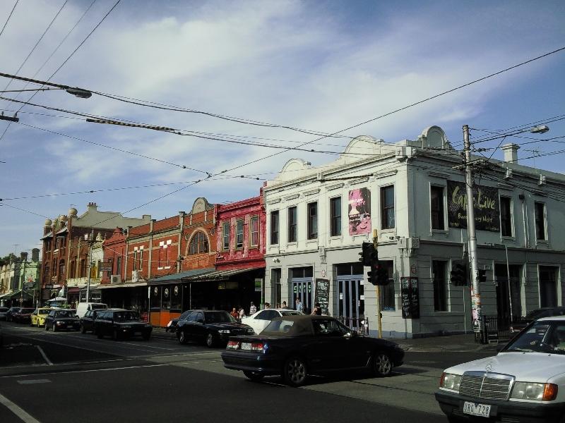 Fitzroy Melbourne restaurants, Australia