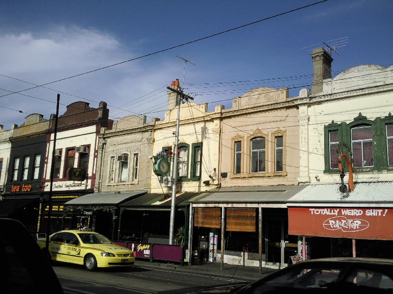 Cafe Fitzroy, Melbourne, Australia
