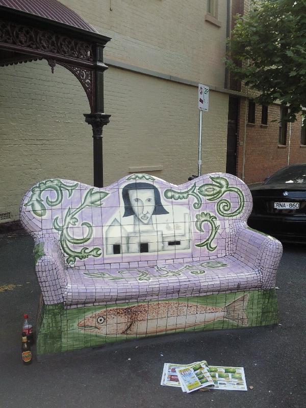 Bohemian style of relax, Australia