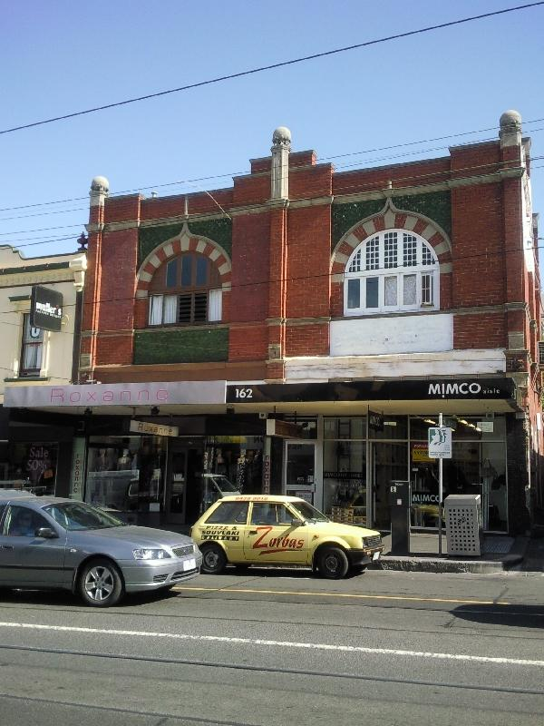 Photo Richmond and the Vietnamese quarter of Melbourne Carlton