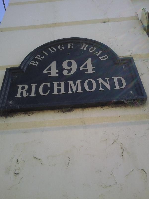 Richmond neighbourhood in Melbourne, Australia
