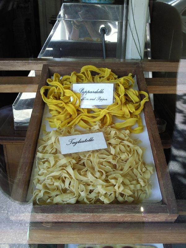 Home made pasta in Melbourne, Australia