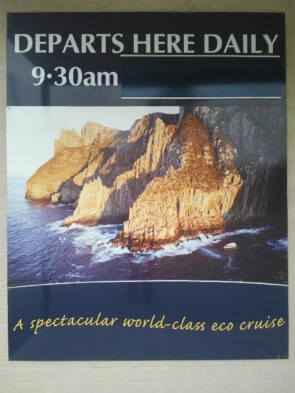 Tasman Island Charter, Australia