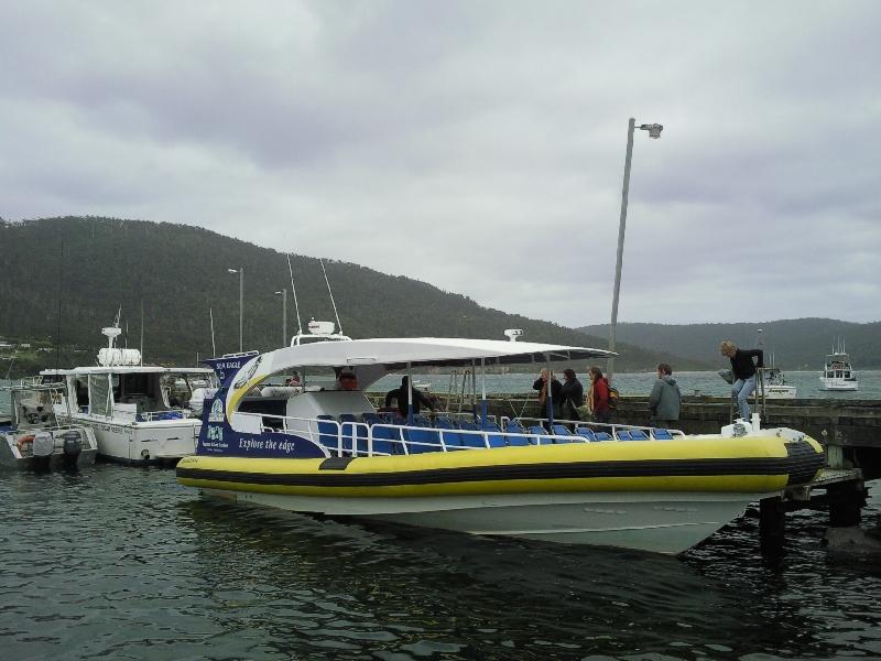 The Tasman Island Charter Cruise, Australia