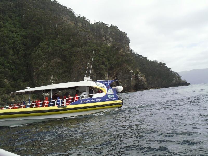 Tasman Island Cruise Charter, Australia