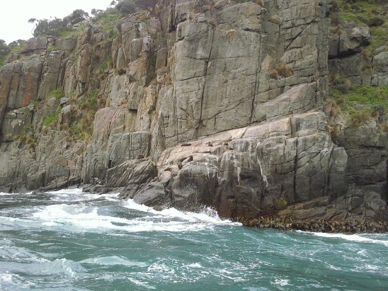 Tour Tasman Island, Australia