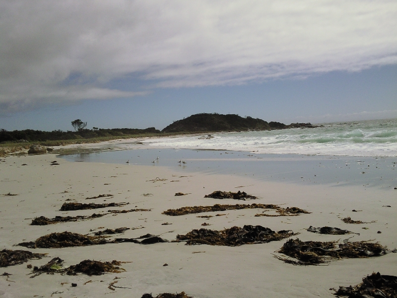 Beaches Tasmania, Bay of Fires Australia