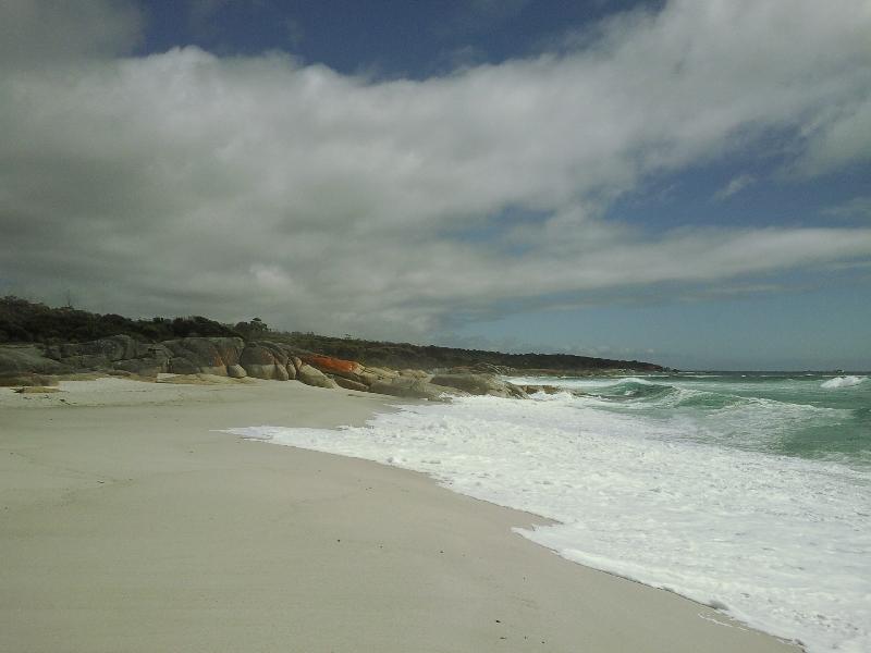 Jeanneret Beach, Tasmania, Bay of Fires Australia
