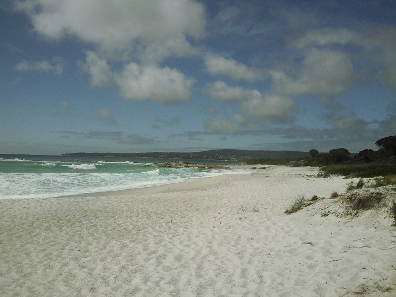 Tasmania beaches @ Bay of Fires, Australia