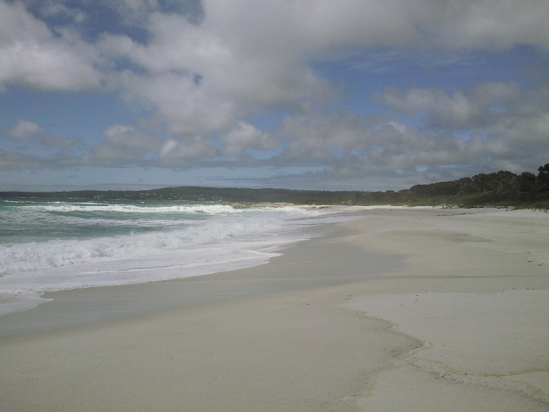 Tasmanian beaches, Bay of Fires Australia
