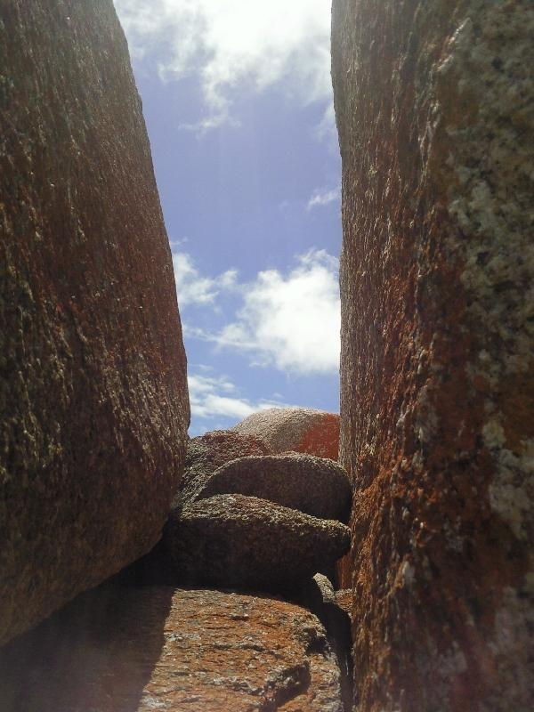 Beautiful Rocks, Bay of Fires, Australia
