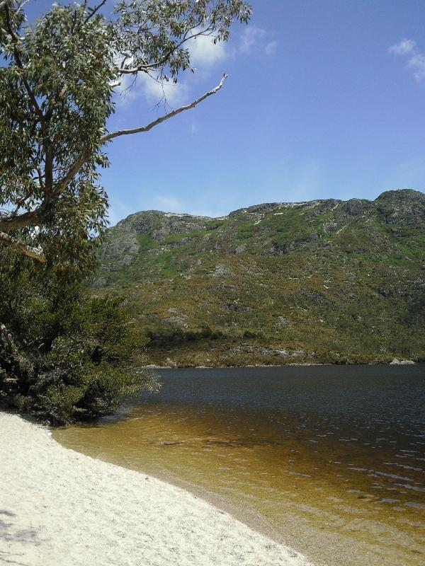 Lake Lilly at Cradle Mountain, Australia