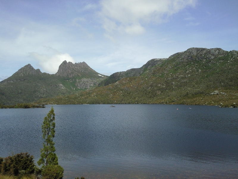 Dove Lake, Tasmania, Australia