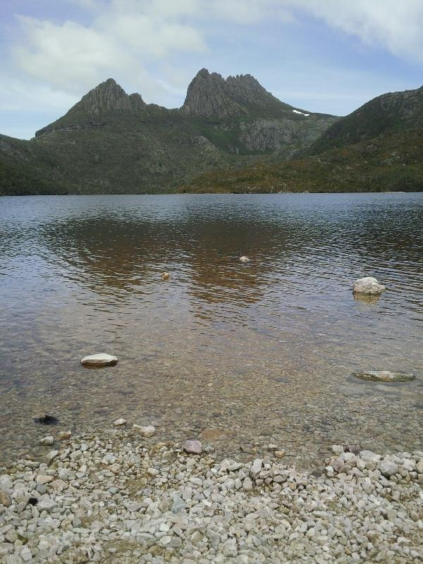 Canoe Hire @ Cradle Mountain, Australia