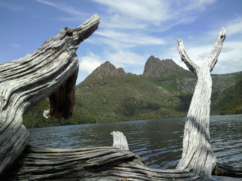 Dove Lake 6km circuit, Australia