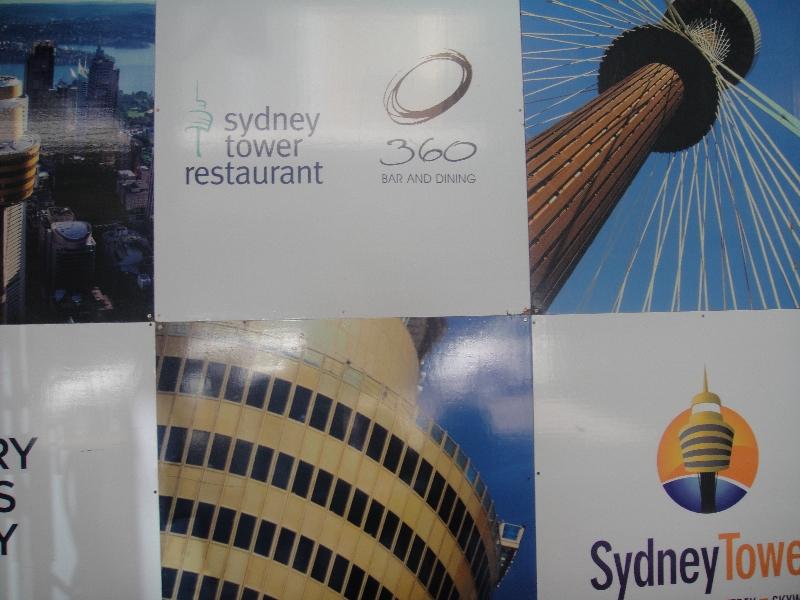 Sudney Sky Walk Info, Sydney Australia
