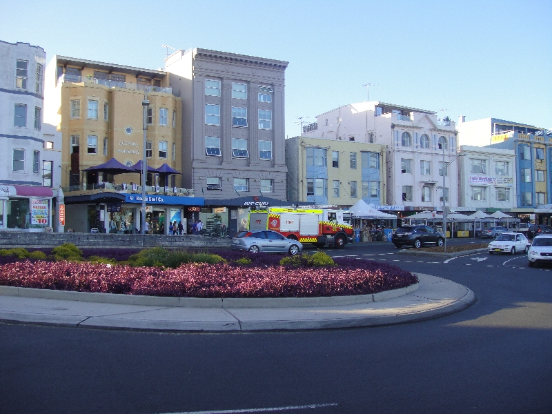 Restaurants in Bondi Beach, Australia