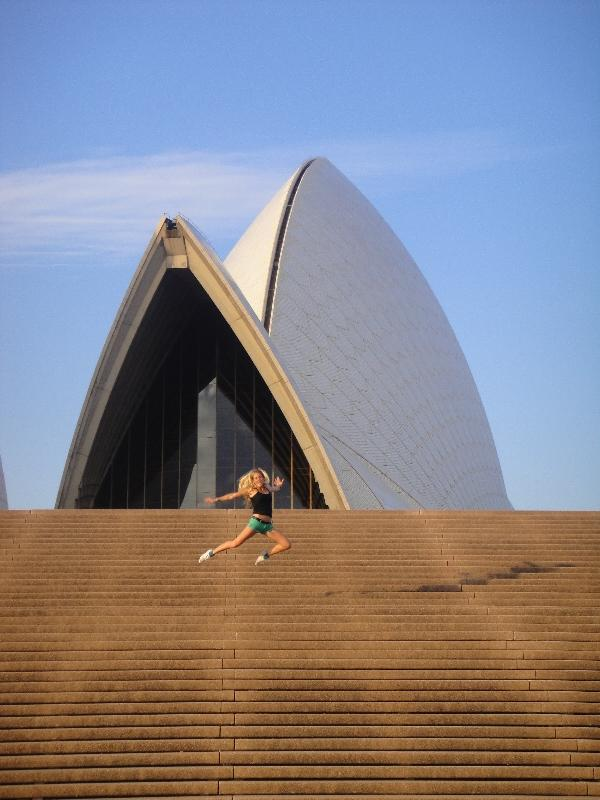 Finally alone!, Australia